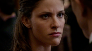 Jill Wagner is Krista Starr