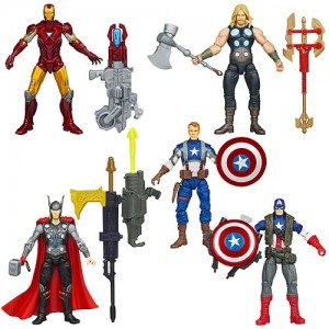 Avengers Wave 1