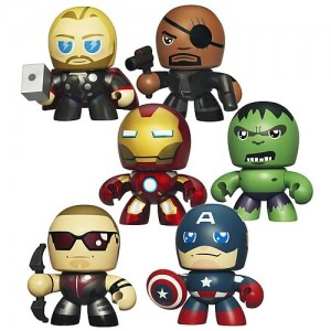 Avengers Mini Mighty Muggs