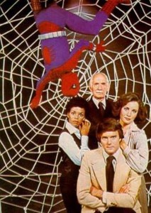 The Amazing Spider-Man TV Series Cast