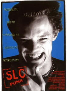 SLC Punk Movie Poster