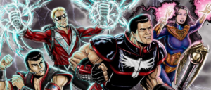 Liberator Heroes