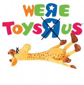 Toys WERE Us Logo