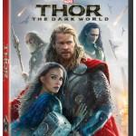 Thor Dark World DVD Art