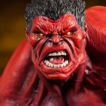 Red Hulk Exclusive Head