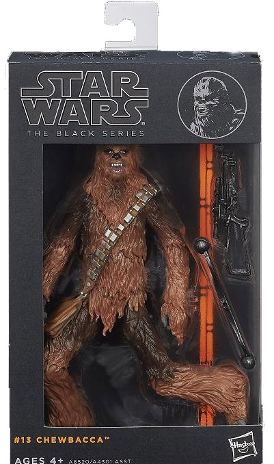 Star Wars Chewbacca - Bent Knees Package