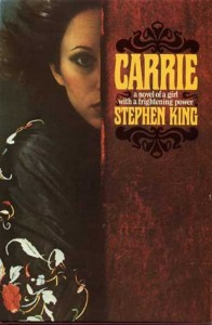 Carrie 1st Edition Cover