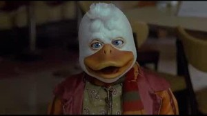 This film was no vehicle for an intelligent, sensitive duck.