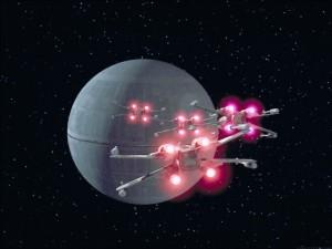 Star Wars X-Wing Fight