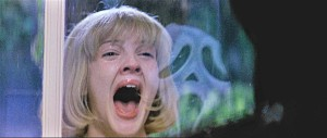 Scream turned Barrymore into an A-list star once again.