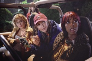 Freddy and Jason aren't the only names in this cast.  Monica Keena (Dawson's Creek), Katharine Isabelle (Ginger Snaps), and Destiny Child's Kelly Rowland play teens caught in the middle of the battle royale.