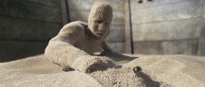 Despite the film's numerous flaws, the CGI work on Sandman was impressive, and moving.