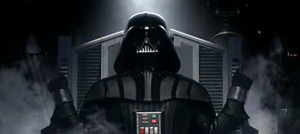 The birth of Darth Vader was the moment fans had waited 28 years for.