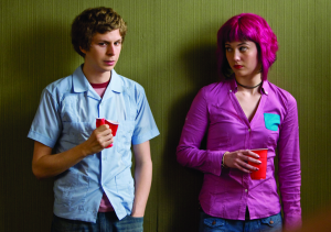 Scott Pilgrim and Ramona Flowers. Do they deserve each other?