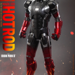Hot Toys – Iron Man 3 – Hot Rod (Mark XXII) Collectible Figure (Hot Toys Exclusive)_PR1a