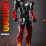 Hot Toys – Iron Man 3 – Hot Rod (Mark XXII) Collectible Figure (Hot Toys Exclusive)_PR2a