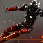 Hot Toys – Iron Man 3 – Hot Rod (Mark XXII) Collectible Figure (Hot Toys Exclusive)_PR7