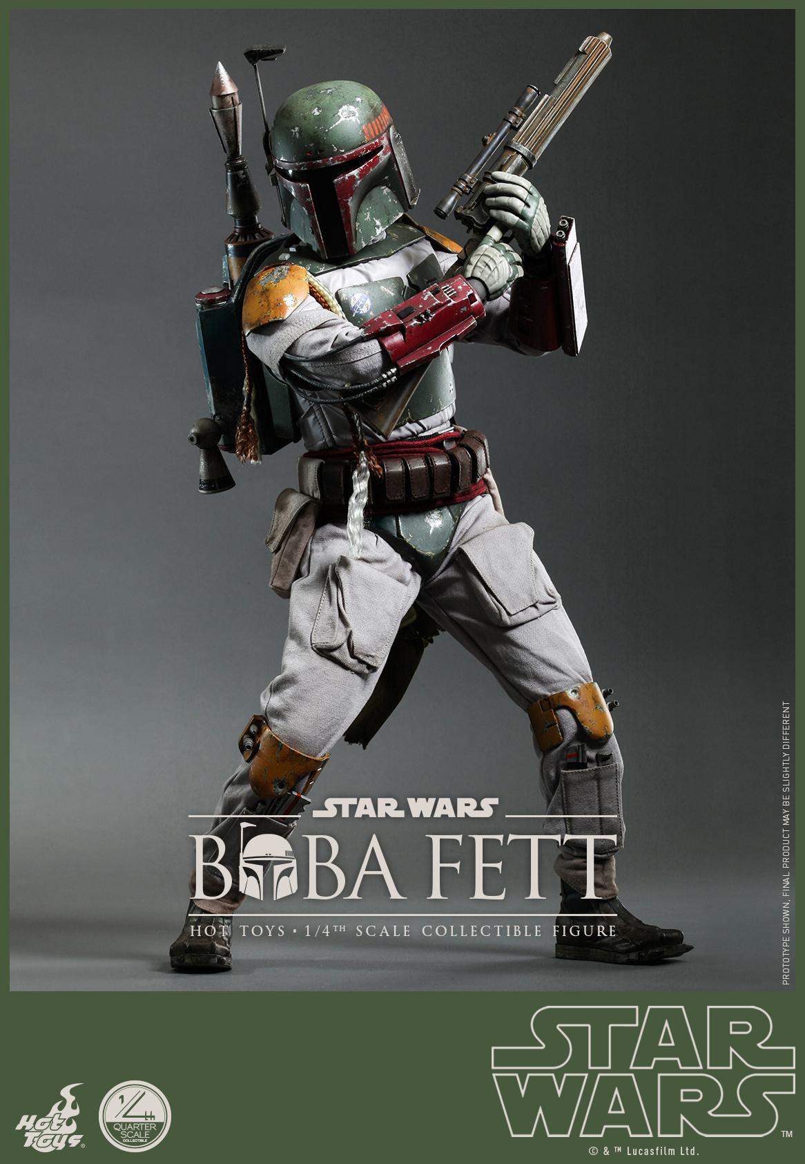 Hot Toys – Star Wars – Episode VI Return of the Jedi – Boba Fett Collectible Figure_PR14