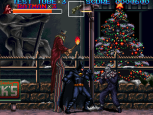 "Honestly, I'd rather play this SNES game than watch ""Batman Returns"" again."
