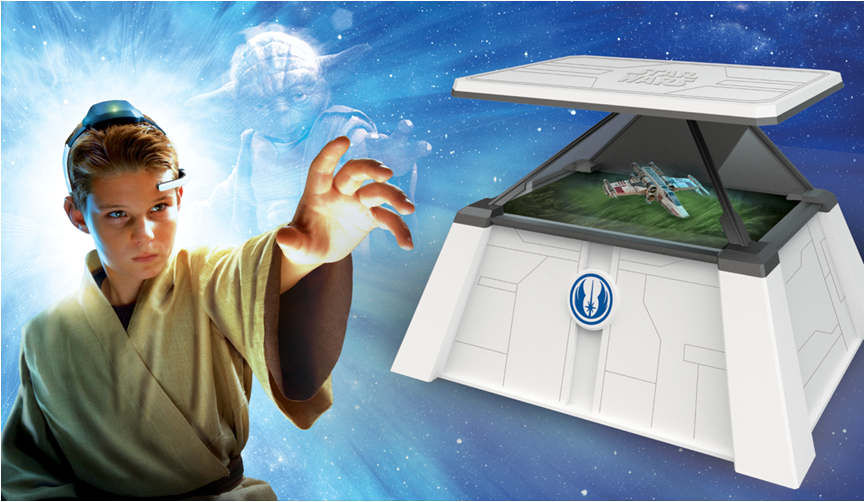 Uncle Milton - Star Wars Science - The Force Trainer II