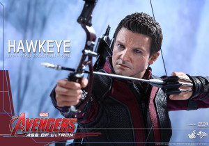 Hot Toys - Avengers - Age of Ultron - Hawkeye Collectible Figure_PR13