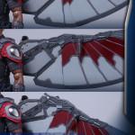 Hot Toys – Captain America Civil War – Falcon Collectible Figure_PR19