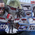 Hot Toys – Captain America Civil War – Falcon Collectible Figure_PR22