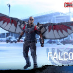 Hot Toys – Captain America Civil War – Falcon Collectible Figure_PR3
