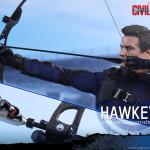 Hot Toys – Captain America – Civil War – Hawkeye Collectible Figure_PR15