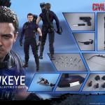 Hot Toys – Captain America – Civil War – Hawkeye Collectible Figure_PR22