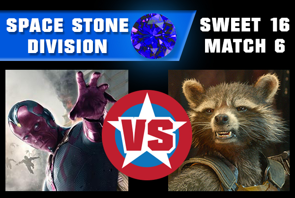R2M6 - Vision vs Rocket Raccoon