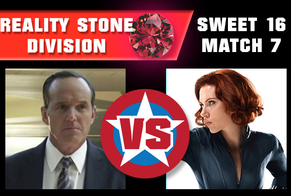 R2M7 - Coulson vs Black Widow