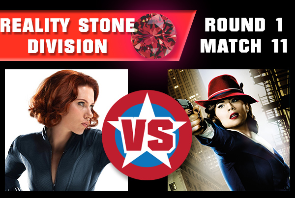 SpaceStoneR1M11 - Black Widow vs Peggy Carter