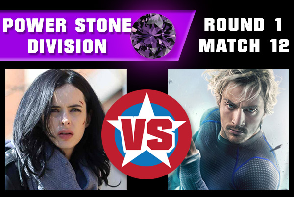 SpaceStoneR1M12 - Jessica Jones vs Quicksilver