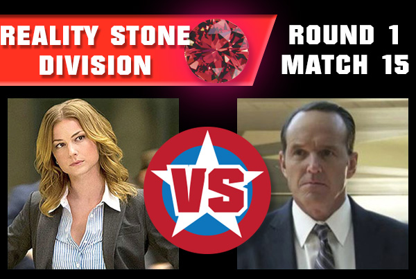 SpaceStoneR1M15 - Agent 13 vs Coulson