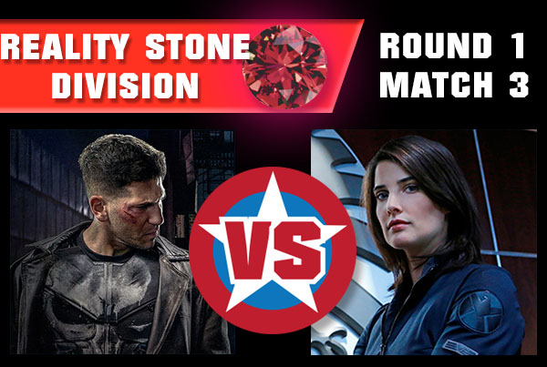 SpaceStoneR1M3-Punisher vs Maria Hill