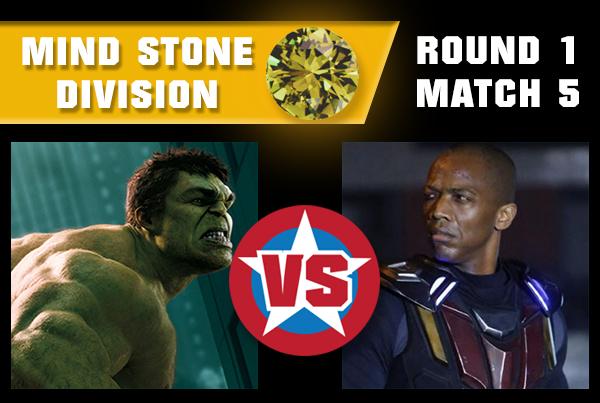 SpaceStoneR1M5-Deathlok vs Hulk