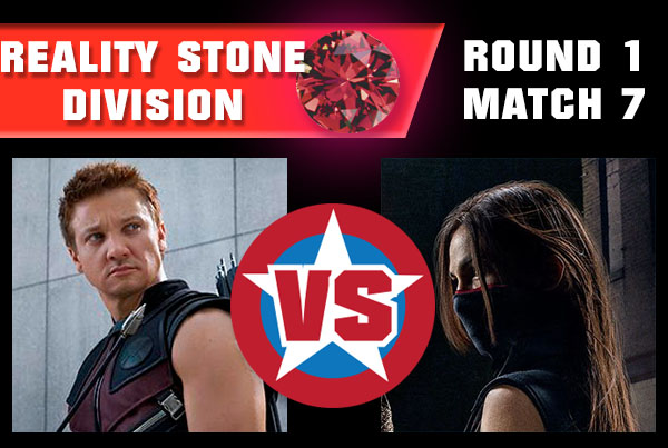 SpaceStoneR1M7 - Elektra vs Hawkeye