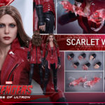 Hot Toys – AAOU – Scarlet Witch (New Avengers Version) Collectible Figure_PR11