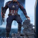 Hot Toys – CACW – Captain America (Battling Version)_PR3