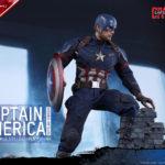 Hot Toys – CACW – Captain America (Battling Version)_PR7