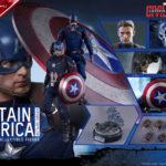 Hot Toys – CACW – Captain America (Battling Version)_PR9
