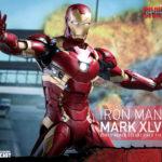 Hot Toys – CACW – Mark XLVI Collectible Figure_PR11
