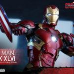 Hot Toys – CACW – Mark XLVI Collectible Figure_PR13