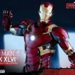 Hot Toys – CACW – Mark XLVI Collectible Figure_PR14