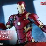 Hot Toys – CACW – Mark XLVI Collectible Figure_PR15