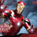 Hot Toys – CACW – Mark XLVI Collectible Figure_PR16