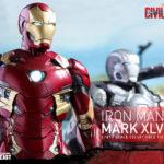 Hot Toys – CACW – Mark XLVI Collectible Figure_PR17