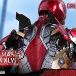Hot Toys – CACW – Mark XLVI Collectible Figure_PR20