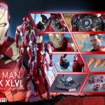 Hot Toys – CACW – Mark XLVI Collectible Figure_PR22